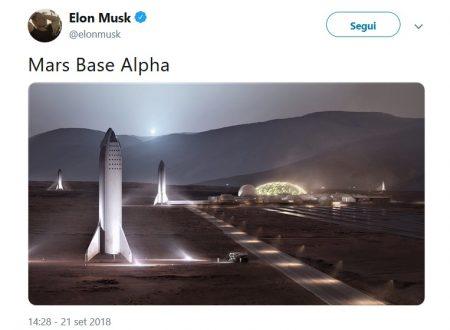 Il nuovo anno e il futuro – Elogio a Elon Musk